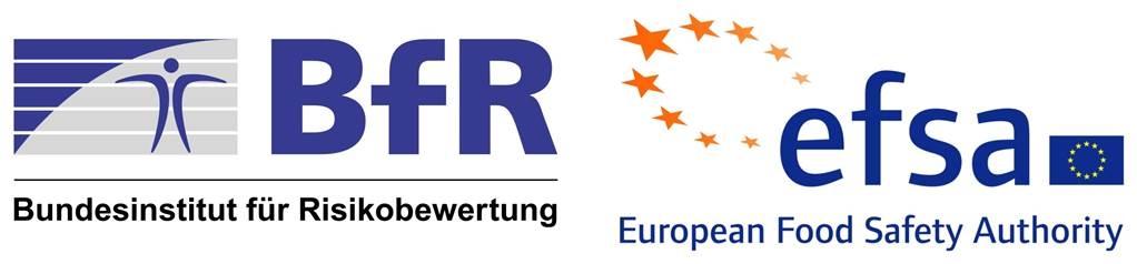 Logos BfR EFSA